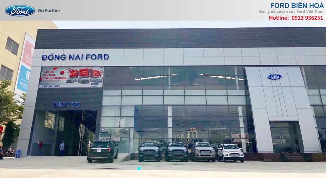 Ford Biên Hoà| Ford Đồng Nai| Giá xe Ford
